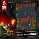 Tank Wars HTML5 game