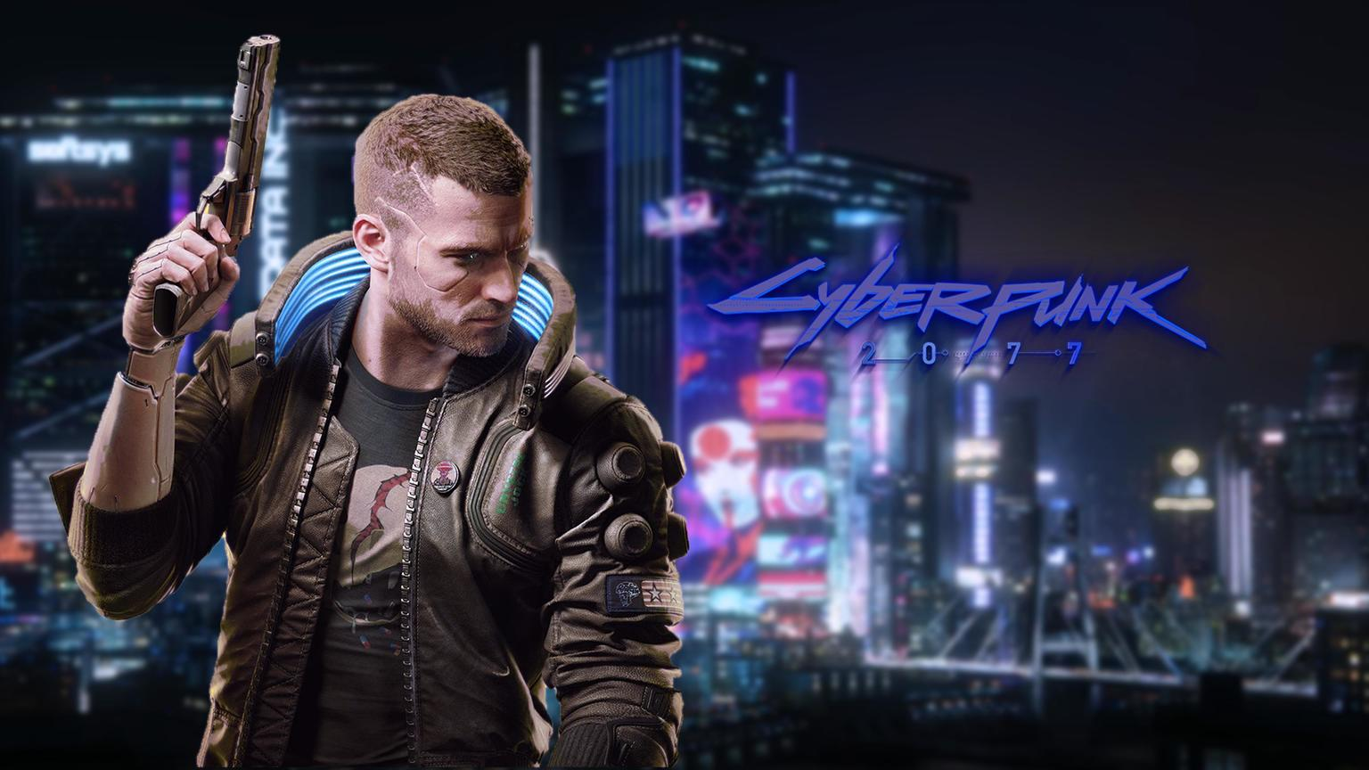 Cyberpunk 2077 and a story about the city